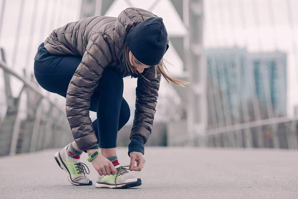 Joggen Winter Tips Beachten
