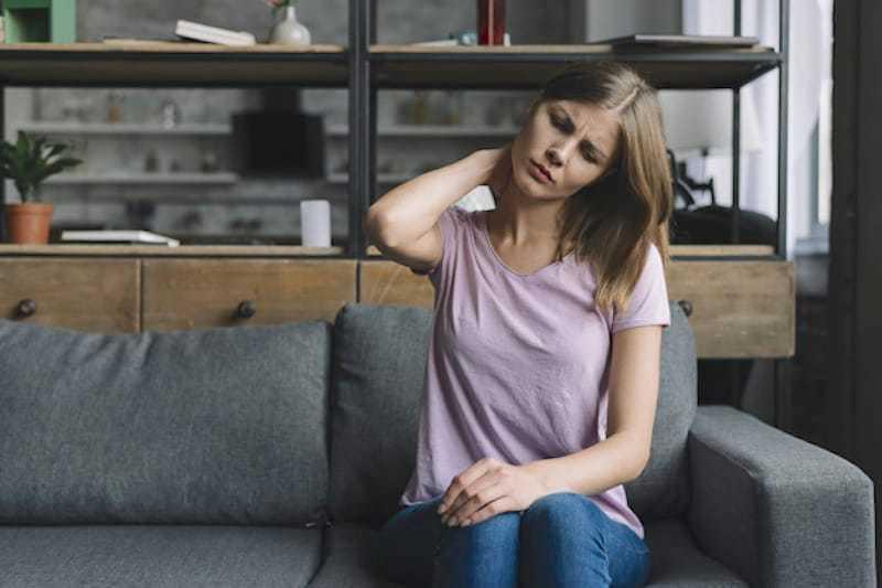 Wärmekissen: Heilmittel für Schmerz im Nacken und Verspannungen