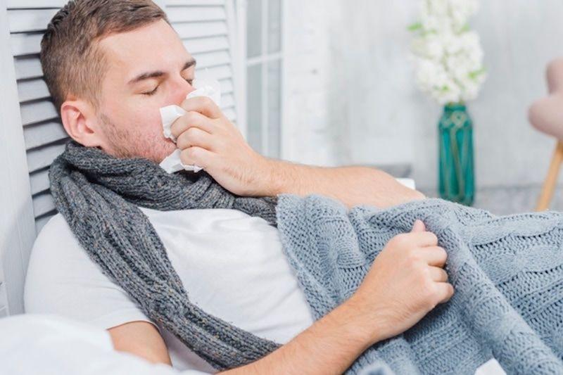 Moorkissen bei Grippe-Infektionen