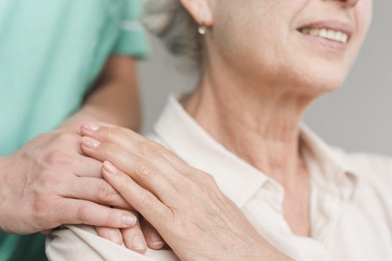 Moorbad bei Osteoporose