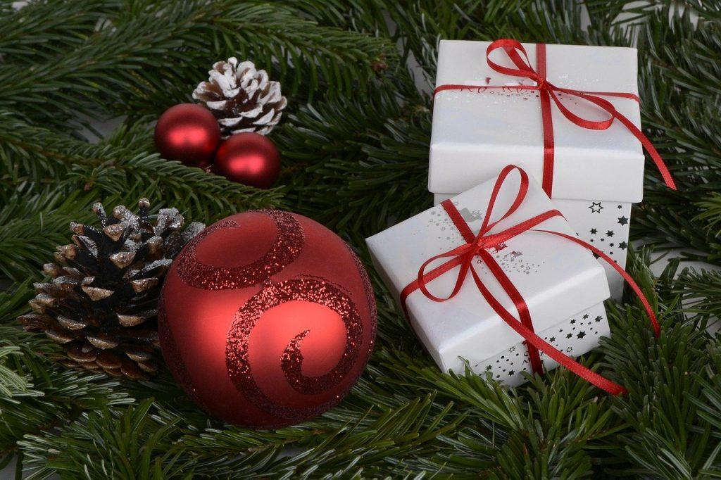 Gesunde Weihnachtsgeschenke